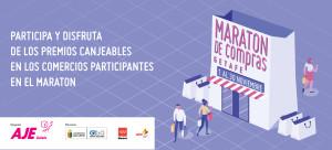 CARTEL MARATON DE COMPRAS WEB 2018