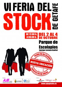 CARTEL VI FERIA DEL STOCK 2015 copia