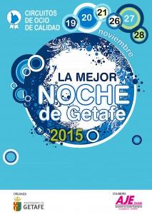 LA MEJOR NOCHE 2015