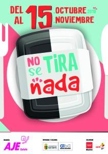 AJE-No se Tira Nada-Cartel 2 fecha Sin Sangre